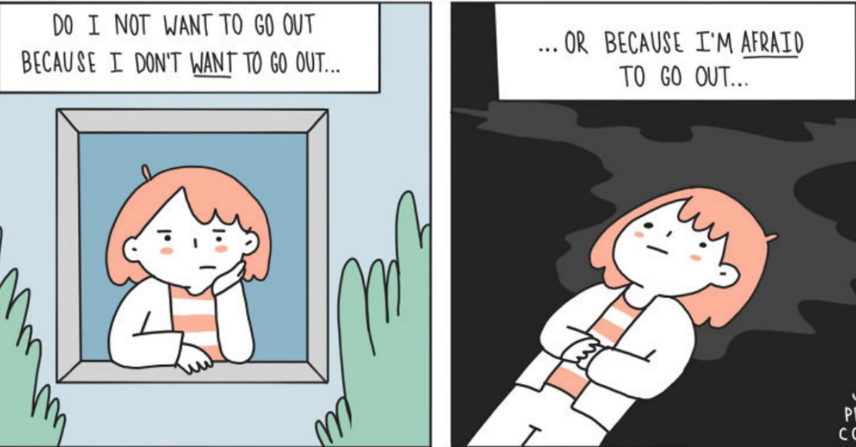 10 Comics That Will Hit A Little Close To Home If You Have Depression And Anxiety Page 2 Of 3